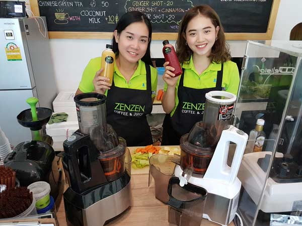 reboot master 6000 in zen zen juice bar cholburi image 1